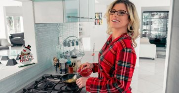 Merry MILF Christmas - Cory Chase